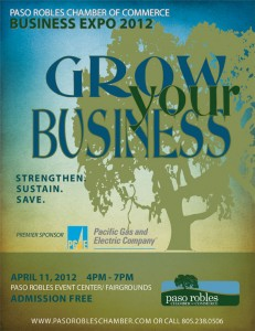 Paso Robles Grow Your Business Expo